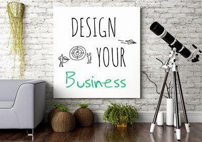 Design Your Business Workshop in der Digitalwerkstatt bei Annika Leopold