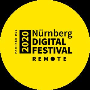 Partner des Nürnberg Digital Festival REMOTE 2020